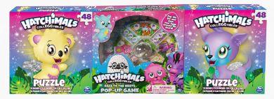 Spill Hatchimals 3 Pack Games Bundle