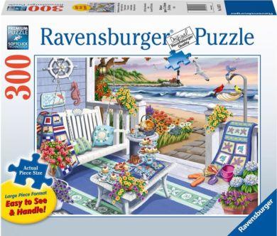 Puslespill 300 Huset Ved Sjøen Ravensburger