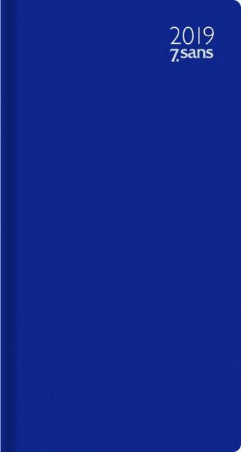 7.Sans Datum, Plast Blå