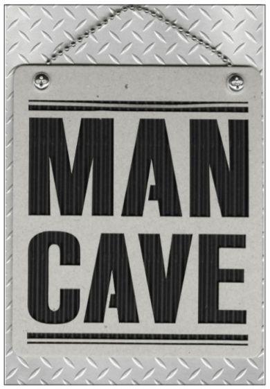 Kort Signature Man Cave P40