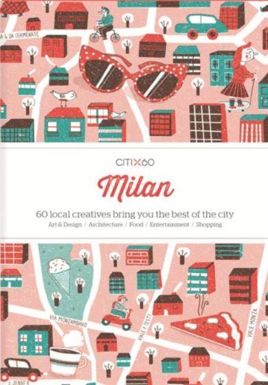 CITIx60 City Guides - Milan