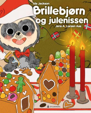 Brillebjørn og julenissen