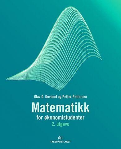 Matematikk for økonomistudenter
