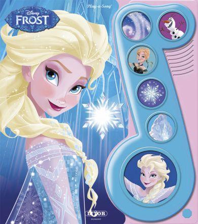 WD Frost: La den gå, lydbok