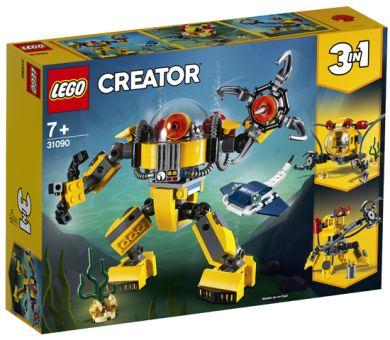 Lego Undervannsrobot 31090