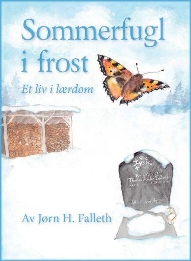 Sommerfugl i frost!