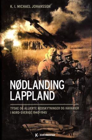 Nødlanding Lappland