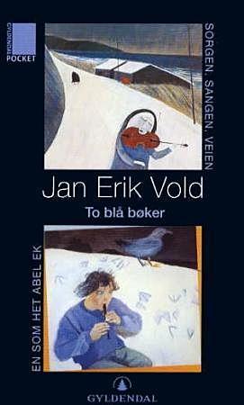 To blå bøker