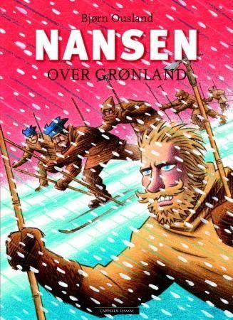 Nansen over Grønland