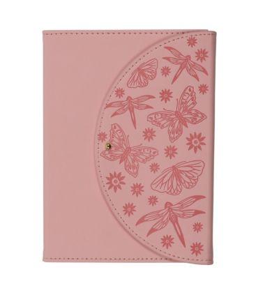 Notatbok A5 Deboss Pu Notebook