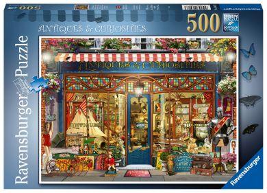 Puslespill 500 Antikviteter Ravensburger