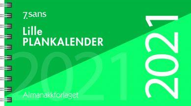 Bordkalender 2021 7.sans Lille plankalender. Uke.