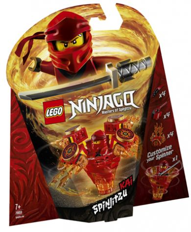 Lego Spinjitzu-Kai 70659