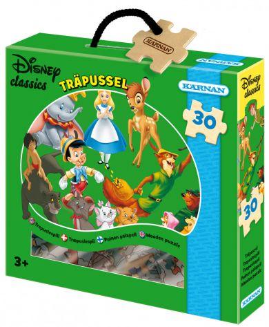 Trepuslespill Disney Classic 30 Biter