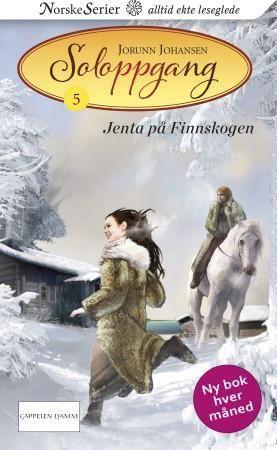 Jenta på Finnskogen