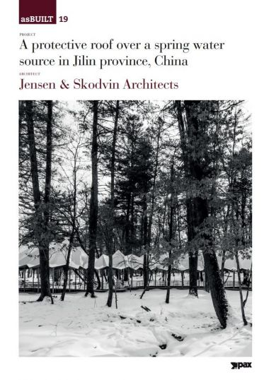Project: A protective roof over a spring water source in Jilin province, China