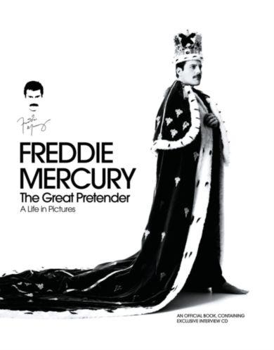 Freddie Mercury - The Great Pretender, a Life in P