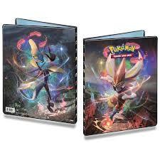 Pokemon Portfolio 9 lommer Sw&Sh 2