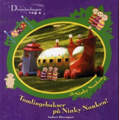 Tomlingebukser på Ninky Nonken!