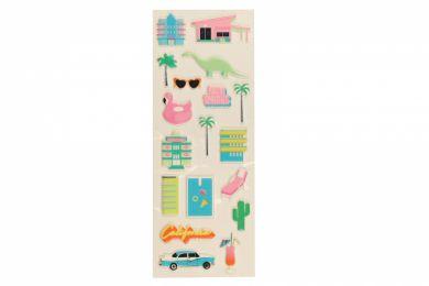 Stickers Palm Springs Slim