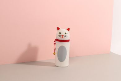 Pennal Lucky Cat Silicone