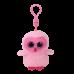 Bamse TY Twiggy Pink Owl Clip