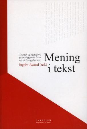 Mening i tekst