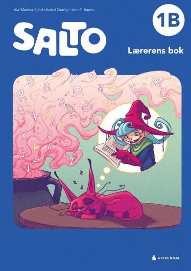Salto 1B, 2. utgave