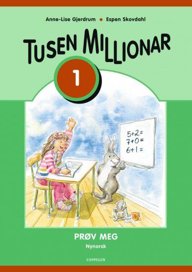 Tusen millionar ny utgåve 1