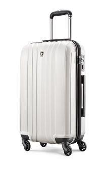 Koffert Swissmobility  Medium White