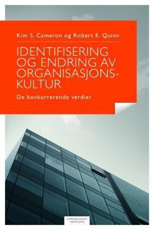 Identifisering og endring av organisasjonskultur