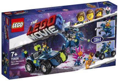 Lego Rex Rex-Treme Offroader 70826