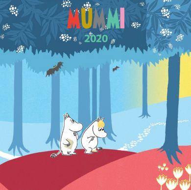 Kalender 2020 Baccara 30x30 Mummi