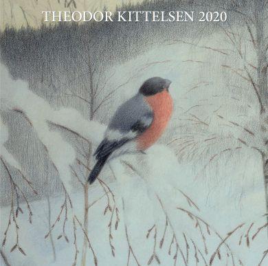 Kalender 2020 Baccara 30x30 Th.Kittelsen