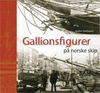 Gallionsfigurer på norske skip