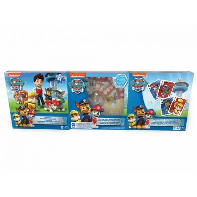 Spill Paw Patrol 3 Pack Games Bundle