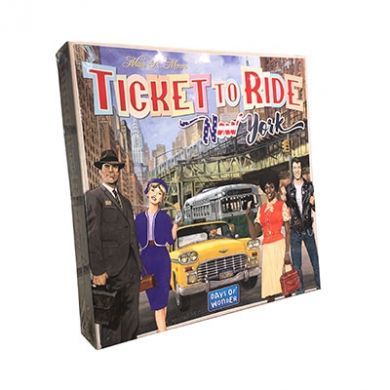 Spill Ticket To Ride New York