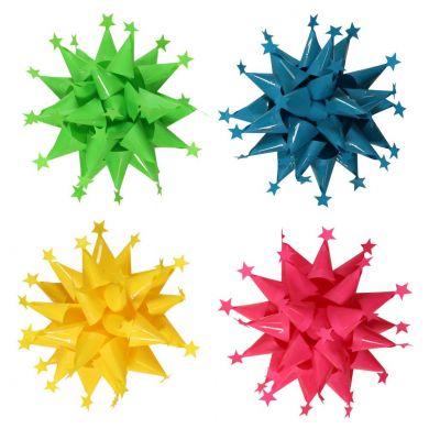 Rosetter Multi Star Bows X4