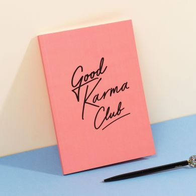 Notatbok SH A5 Good Karma Club Mag