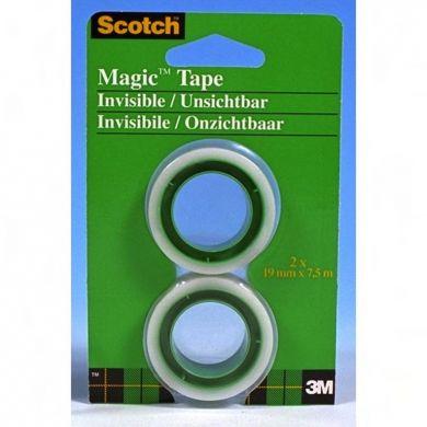 Tape Scotch 1975R2 Magic Refill(2)