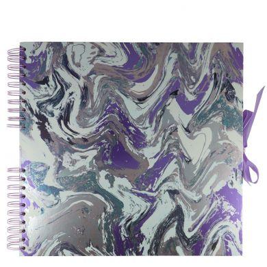 Scrapbook Marble Swirl L