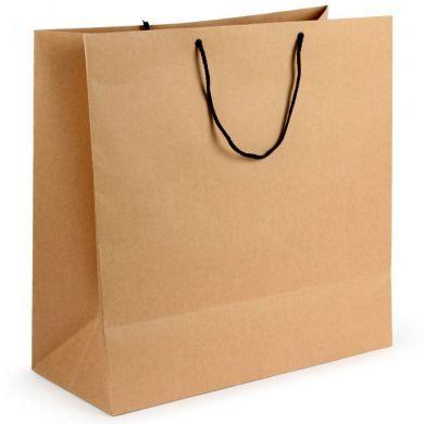 Gavepose Xl Kraft Gift Bag
