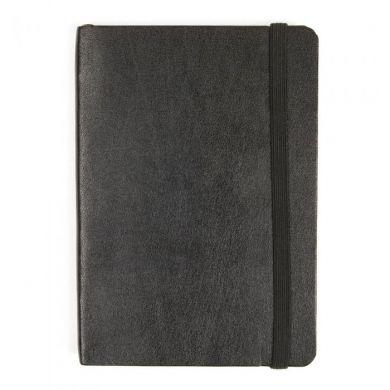 Notatbok Agenzio Black S Soft Plain