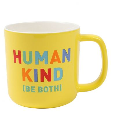 Krus CL Human Kind Ceramic Mug