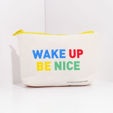 Makeup Bag CL Organic Cotton