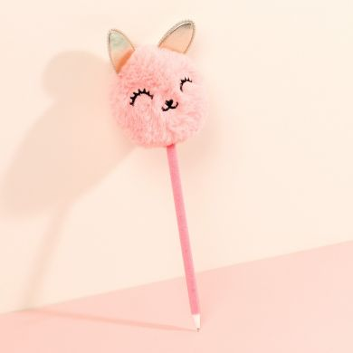 Penn Pink Bunny Pom Pom