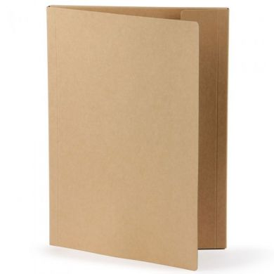 Strikkmappe Kraft Elasticated Folder