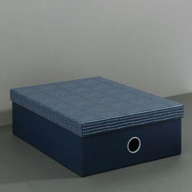 Oppbevaringsboks PD A4 Storage Box Teal