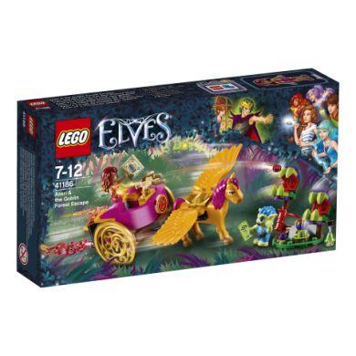 Lego Azari Og Flukten Fra Trollskogen 41186