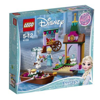 Lego Elsas Eventyr På Markedet 41155